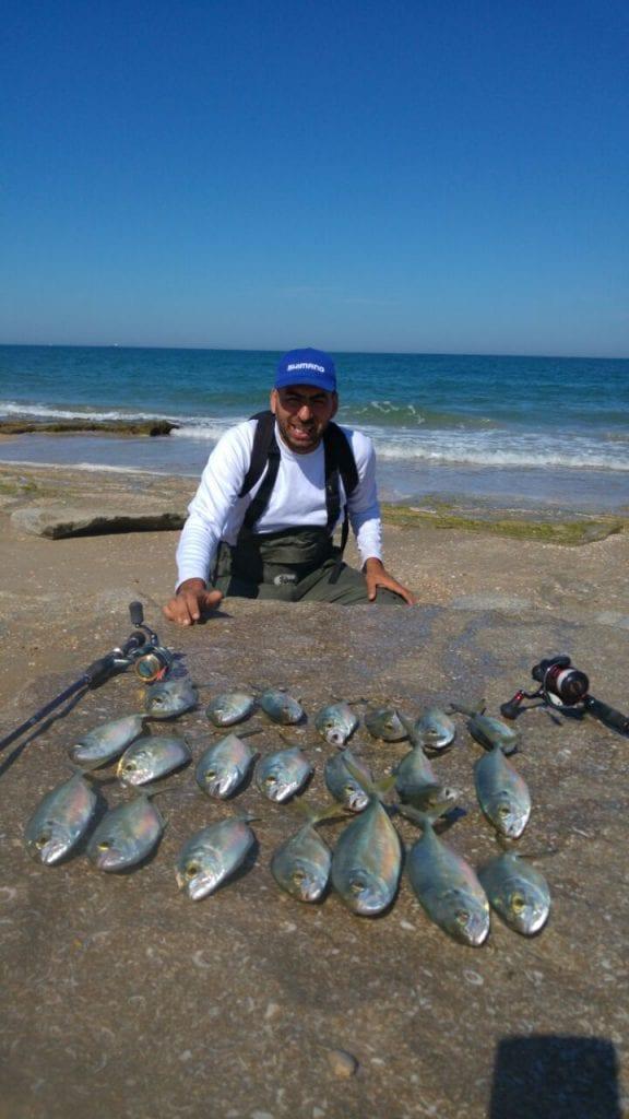 דיג מהחוף