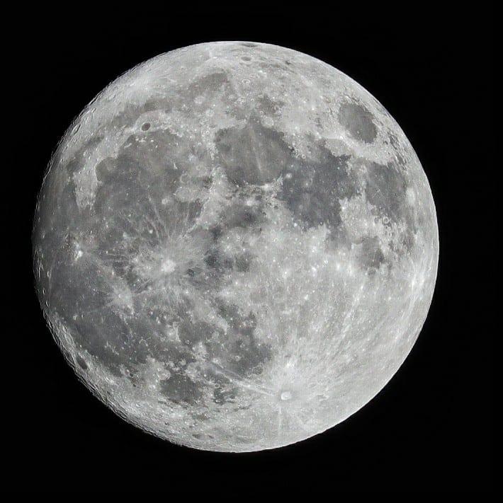 ירח - סופר מון