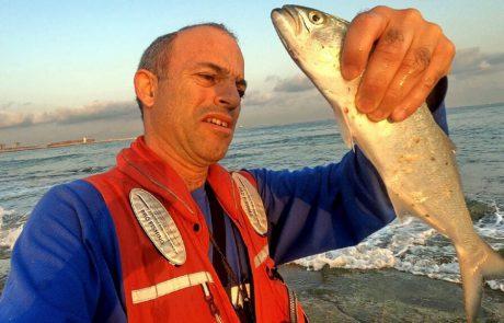 """Shraga Milon: """"גומבר נחמד בדיג אולטרה לייט 🐟🎣"""""""
