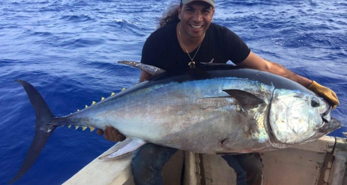 """ראיון אישי עם אריק מעודה: """"תמיד חלמתי לתפוס את הדג הכי גדול בים"""""""