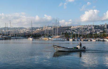 NRG   ים הולך ונעלם: מסע לילי עם דייגי הקישון