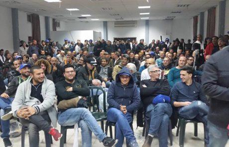 מפגש דייגים – המאבק לרפורמה נכונה בים שובר שיאים בארץ!!!