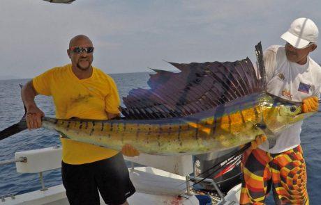 רמי: סוף סוף הסרט המלא (9:50 דק') של דיג הסלפיש בקוסטה ריקה