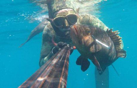 """יורי דשבסקי: """"רגע לפני שהים עולה קפצתי למלא מלאי דגים"""""""
