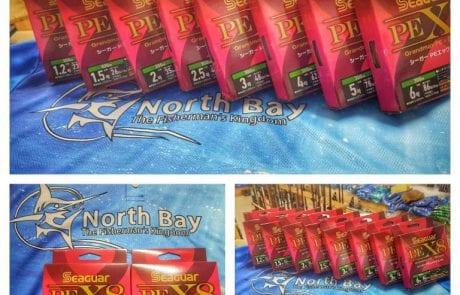 """המפרץ הצפוני: """"Seaguar peX8 – החוט היפני שקושר אתכם חזק !!!"""""""