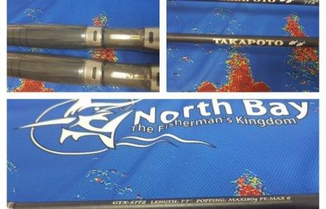 """המפרץ הצפוני ו TFK: """"גאים להציג את TAKAPOTO מקל הפופוינג שיוצא בימים אלו לאוויר העולם לאחר פיתוח ארוך"""""""