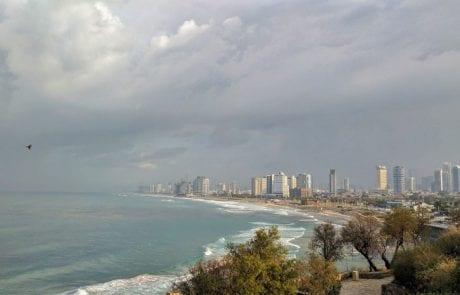 השירות המטאורולוגי הישראלי: תחזית להיום ולהלילה + לימים הקרובים (26/04/2018)