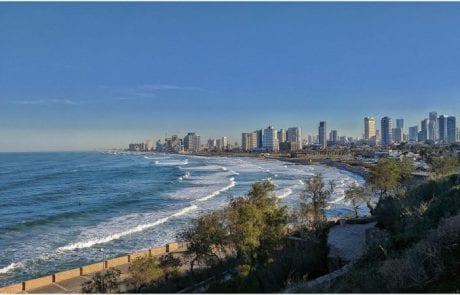 השירות המטאורולוגי הישראלי: תחזית להיום ולהלילה + לימים הקרובים (12/04/2018)