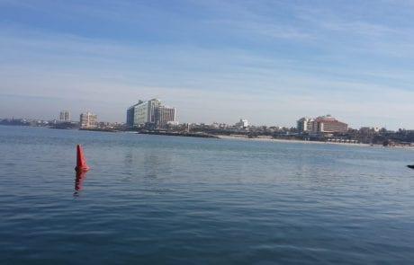 עדכון מהים: הים פלטה ללא רוח