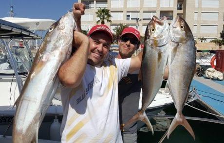 יוני ומוני ממשיכים את החגיגה – אינטיאסים בסירה