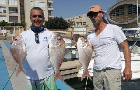 יוני ואיציק – דג בוטיק לחג כפול 2