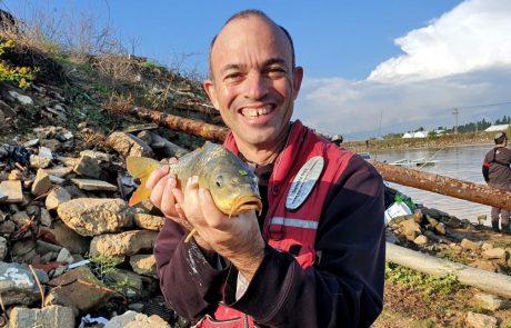 "shraga milon: ""מלא קרפיונים וקצת מושטים בדיג בוס במאגר וקרפיון ענק לאלדד🐟"""