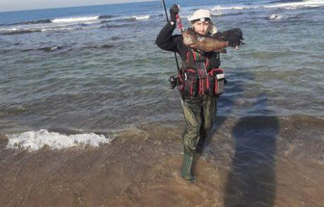 """אקדמיה לדייג: """"לאחר חצי שעה אני חוטף נעילה ברחוק של לוקוס"""""""
