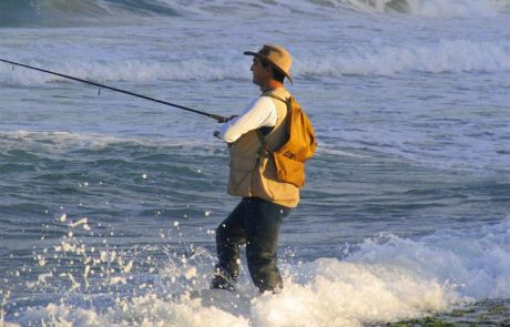 המבוא לזירזור – מאמון עודה, הנצרתי מס' 1 (Fishing Magazine)