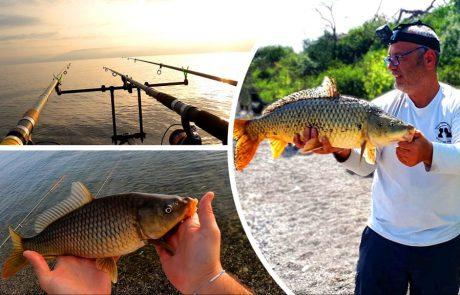 """עמית משני דייגים: """"מפגש לדיג קרפיונים משותף"""""""