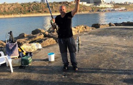 """קובי כהן: """"יצאתי לדיג כבד באיזור רידינג ת״א"""""""