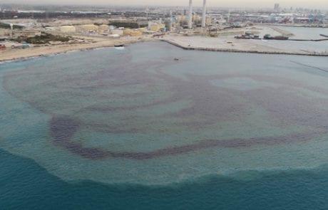 בעקבות התקלה בצינור: חקירה פלילית נגד חברת החשמל בגין זיהום הים (מעריב)