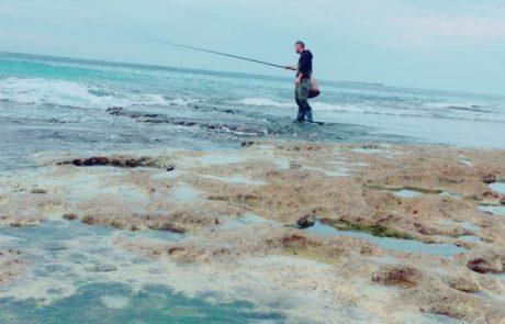 """פהד סלאם: """"יום מטורף בדיג היה תענוג אבל חזרנו הביתה גמורים"""""""