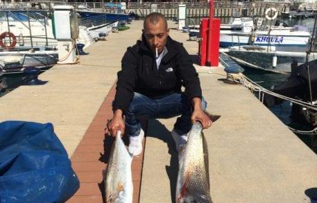"""פאווז אבו גאנם: """"דייג אחד ושתי תקיפות"""""""