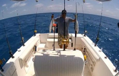 עוד סרטון של שלומי (דיג ב KEY WEST) – תקיפות של סקיפ ג'יק וטונות בטרולינג