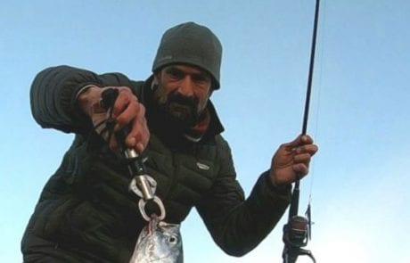 """גיא וזיו: """"דיג טונית. פייט אדיר"""""""