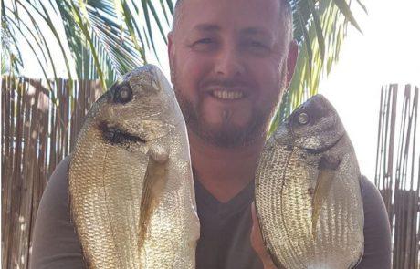 עמוס רינגלשטיין: לילה מטריף של דיג חוף במיטבו