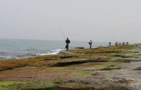 """שעות השקט / תחזית סופ""""ש לדייגים"""