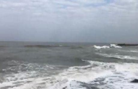"""מירון שמאי: """"בוקר טוב לכולם יום ראשון – מצב הים"""""""