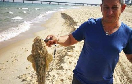 """אורן אבן: """"מה זה הדג הזה?"""""""