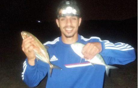 פרנסיס ווהאב: למרות הרוחות העזות והים הקשה אני לא ניכנע ממשיך עם הכוחות האחרונים לנסות לדוג ואז לפתע בום !!!