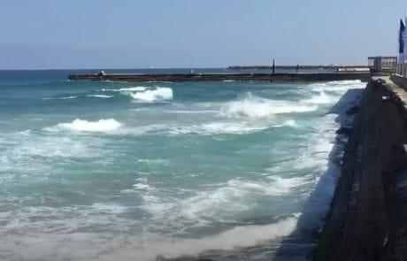 """מירון שמאי: """"בוקר טוב יום שלישי לכל חברי וידידי יום מצב הים יום טוב לכולם"""""""