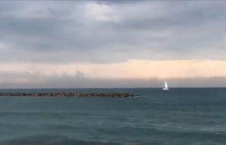 """מירון שמאי: """"בוקר טוב לכולם אחלה ים"""" (מצב הים)"""