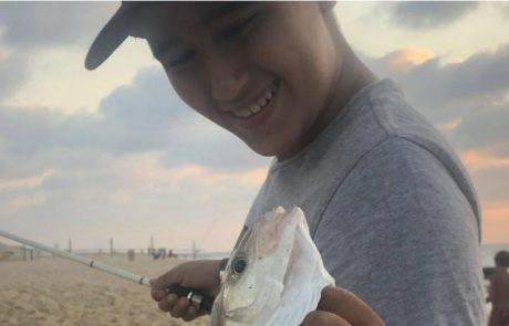 """יונתן מור: """"דייג עם הרבה נעילות עולה על הסלע ובוווום"""""""