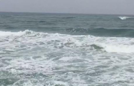 """מירון שמאי: """"בוקר טוב לכולם יום שבת מצב הים תהנו"""""""