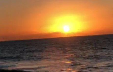 """מירון שמאי: """"שיהיה לכולם אחלה ערב – מצב הים"""""""