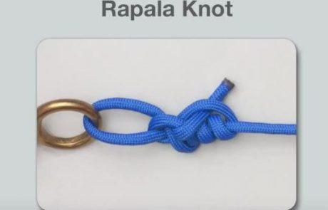 איך לקשור את הקשר רפאלה המפורסם לדמוי – How to Tie a Rapala Knot