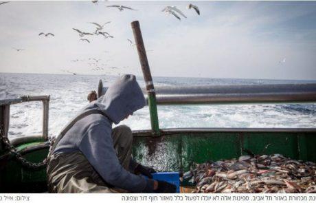 הרפורמה בדיג יוצאת לדרך אך אף צד אינו מרוצה לגמרי (הארץ)