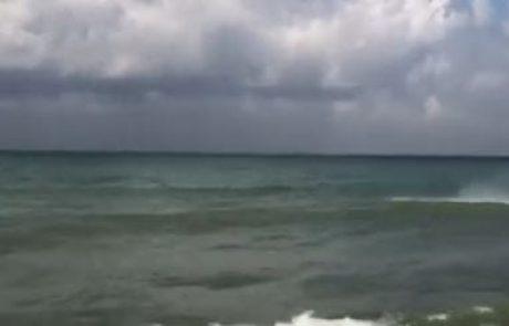 """מירון שמאי: """"בוקר טוב ליום קסום לכל חבריי המפגש – מצב הים"""""""