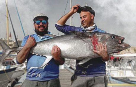 BLUE ADDICTS 7 – שיא השיאים בסלאו ג'יג (טונה כחולה)