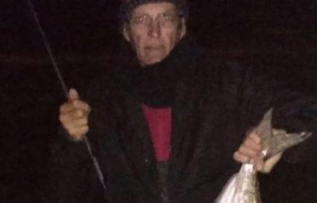 """רוסנדו שיין: """"דיג לילי. פיתיונות על בורי. גומבר 4 קילו."""""""