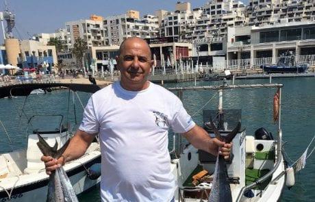 עבד אבו גאנם ואלי ללו (צוות כחולה): מתחילים את הבוקר בלי כלום ואחרי שעתיים…