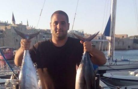 גולן מליקר:  לפנות בוקר יום חמישי מחליטים לצאת לעומק לדיג אלבקור