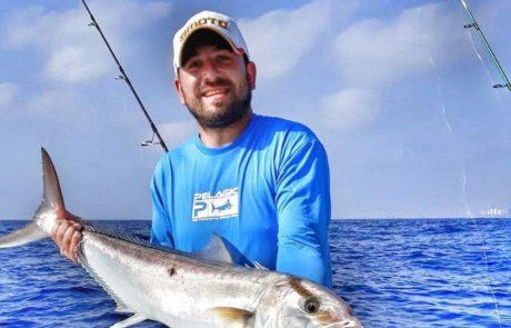 """ראיון אישי עם ארטמי קזרוב: """"נולדתי לדיג"""""""