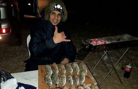 פרנסיס ווהאב: עוד לילה מוצלח בפלמחים עם השותף !!!