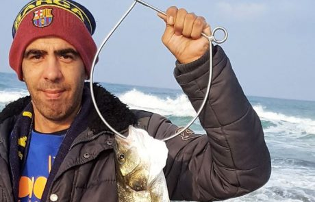 אבו עסבה: ים קשה לדייג עבדתי והתמדתי
