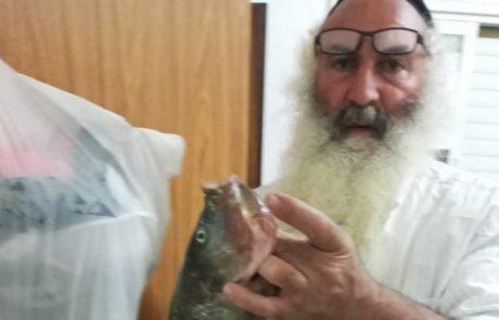 """אבי אברהם אל פורת: """"יום ראשון ארוחה לכבוד החג מושט קרוב לשתי קילו"""""""