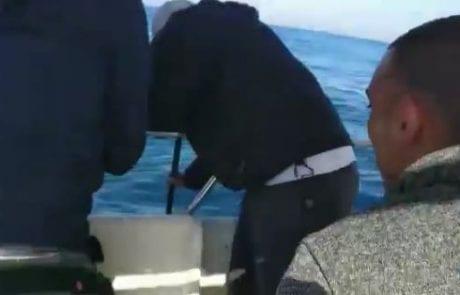 תפיסה נדירה שלא רואים בכל יום של טונה מהסירה
