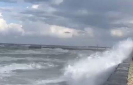 """מירון שמאי : """"אחר הצהריים טובים הים קבל ג׳ננה חזרו המים החומים"""""""