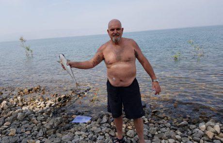 """איל רחמן: """"פיתיון בצק עם תערובת לדגי קרפיונים בכינרת חוף גופרה מהחוף"""""""