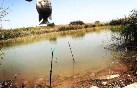 """נפתלי דייג במים מתוקים: """"יצאנו לשלושה ימים חיפושים למקומות דייג🐟 חדשים"""""""